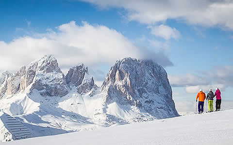 Saslong Dolomiti Superski