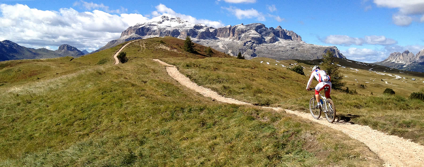 Mountain biking Alta Badia
